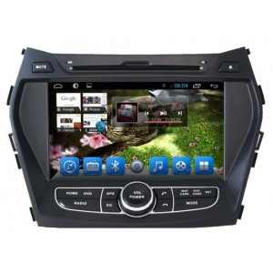 Штатная автомагнитола на Android TONGHAI CREATE Q8022 для HYUNDAI Santa Fe IX45